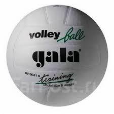 <b>Мяч волейбольный Gala Training</b> (синтетическая кожа) - Фарпост ...
