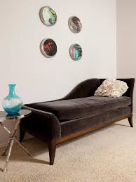 lounge chairs bedroom cream dark velvet chaise lounge chair with cream petals cushion and brown wo
