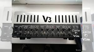 Ламповая <b>3</b>-<b>х канальная</b> голова Carvin V3M 50/20/7 купить в ...