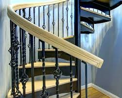 modern wooden stairs railing design indoor stair ideas staircase glass curve railings interior wood basement raili