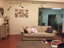 Paint Colors For Fluorescent Lighting How Fluorescent Light Affects Paint Colour Best Wall