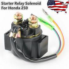 raptor 250 starter parts accessories new starter relay solenoid switch for honda 250 300 raptor 125 250