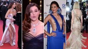 PHOTOS Festival de Cannes tous les accidents de robe de l.