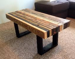 ... Ideas Coffee Tables, Outstanding Brown Rectangle Rustic Wood Pallet Coffee  Tables Idea As The Furniture Of ...