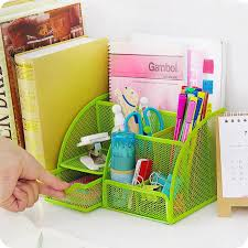 colorful home office. 2018 New Colorful Home Office School Metal Desktop Storage Box Organiser Drawer Pen Card Zakka Organizer Stationery Holder From Rudelf,
