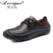 YaXuan <b>Mens Dress</b> Loafers <b>Leather</b> Spring/Fall Comfort Loafers ...