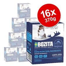 <b>Bozita Chunks</b> in Jelly Saver Pack 16 x 370g