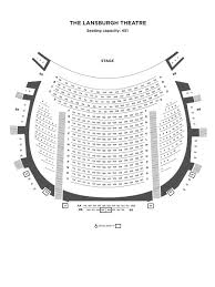 The Shakespeare Theatre Seating Chart