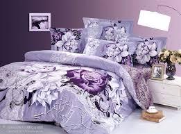 purple bedding set stylish hot beautiful cotton comforter duvet cover set queen purple bed sets decor purple bedding set