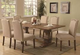 coaster parkins 7 piece dining table and chair set item number 103711 6x712