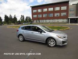 2018 subaru impreza 5 door. contemporary door 2017 subaru impreza 20i base model 5 door hatchback ice silver shown  steel to 2018 subaru impreza z
