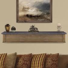 peal mantel austin mantel shelf with side drawers