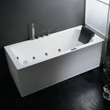 oval freestanding whirlpool tub bathtub how to finish in jetted for tubs plan 6