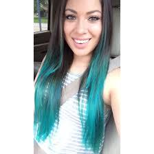 Long Blue Ombre Hair Hair Ombre