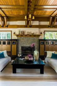 Wood Paneling Living Room Decorating Photos Hgtv Contemporary White Kitchen With Wood Panel Ceiling