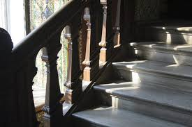 carpet adds comfort and warmth to wood or concrete stairs