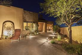 wall accent lighting. Here Is A Great Example Of Path Lighting That Leads From One Area To Another. Wall Accent