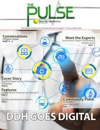 The Pulse T1 Digital Issue 2016 By Davao Doctors Hospital
