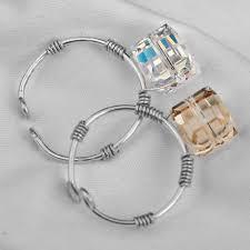 Designer Wire Jewelry Original Design Adjustable Size Romantic Diy Hand Made Wire