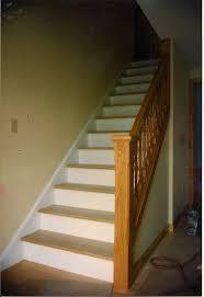 Custom Made Simple Stairs