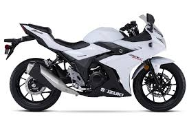 2018 suzuki cruiser. perfect 2018 2018 suzuki gsx250r katana first look  white side and suzuki cruiser