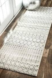 10 foot runner rugs and white runner rug ft hall runners short carpet runners long thin