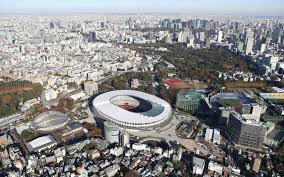 2020 Olympics Stadium Design 156 9 Billion Stadium Is Ready For Tokyo Olympics 2020 How