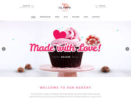 26 Best Cake Shops And Bakery Wordpress Themes 2019 Freshdesignweb