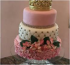 beautiful birthday cake made by my