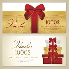 Shopping Spree Gift Certificate Template Sample Wordings For Gift Certificates Youll Want To Copy Now