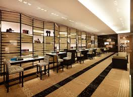 chanel store interior. this chanel store interior