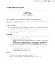 Best Resume For Bank Job Pdf Banking Sample Banker Manager In