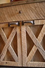 rustic cabinet doors ideas. delightful custom rustic cabinet doors part 6 - barn style ideas