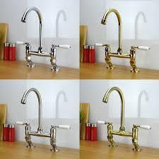 Low Pressure In Kitchen Faucet Antique Kitchen Taps Ebay