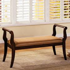 small bedroom bench. Brilliant Bedroom Photos Small Bedroom Of Decorative Bench Design Rolled Arm  That Spectacular For U