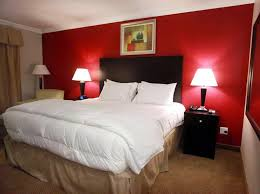 Red Bedroom Pics