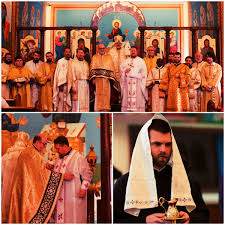 """St Vladimir's Orthodox Theological Seminary on Twitter: """"It was a truly  wonderful weekend, thanks be to God, as SVOTS faculty, alumni, and  seminarians attended the ordination of two of our own: 3rd-year"""