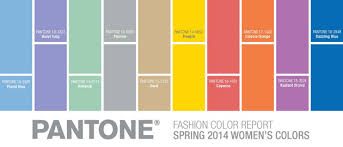 Spring Colors pantone 2014 spring color report - how to decorate with  pantone's