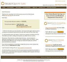 Select Quote Life Insurance Gorgeous Awesome Select Quote Life Insurance Reviews Select Quote Reviews