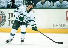 Bemidji State's Haley Mack Set to Play Her Rookie NWHL Season with the  Minnesota Whitecaps - Minnesota Whitecaps