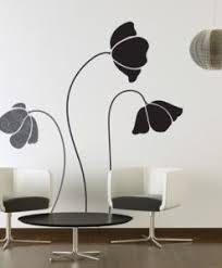 wall decal for office. Wall Decal Large Flowers For Office T