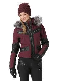 Womens Designer Ski Wear Sale Spyder Fashion Online Store Spyder Emerald Jacket Weld