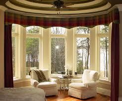 Nice Bay Window Treatment Ideas Further Rustic Article Lotusepcom - Bedroom window dressing