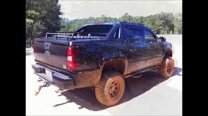 Avalanche chevy avalanche 33 inch tires : Lifted Chevy Avalanche Mud Trail - YouTube