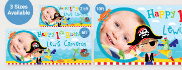 1st birthday banner first birthday party supplies woodies party