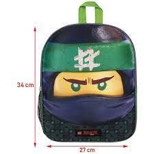 Lego Ninjago Lloyd Backpack for Boys back to School 3d Travel School Bag -  Lego - Backpack - gettrend.com – Get Trend trong 2021