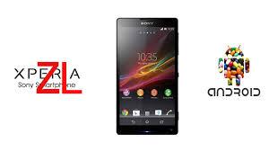 Sony Xperia ZL - Home