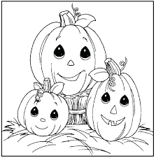 Halloween Coloring Pages Printable Free Domlinkovinfo