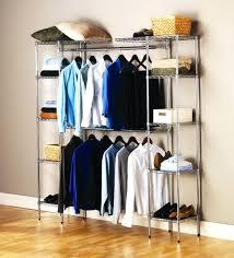 Freestanding Closet Plans Free Standing Storage Solutions Diy ...