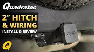 jeep wrangler hitch trailer wiring harness install review for jeep wrangler hitch trailer wiring harness install review for 2007 2018 jk